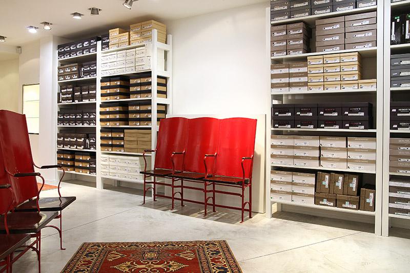 negozio scarpe via toschi reggio-emilia